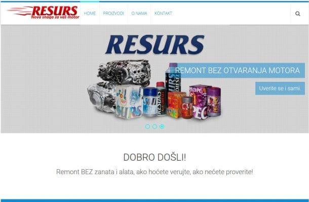 Resurs Srbija - Portfolio